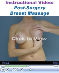 Video of Proper Breast Massage Technique