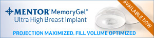 Mentor MemoryGel Ultra High Profile now available in USA
